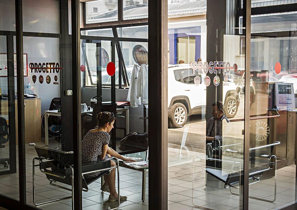 carrozzeria progetto service officina torino