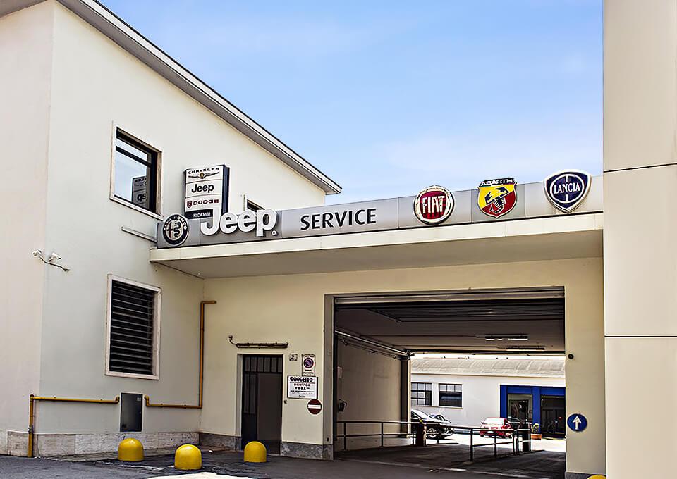 carrozzeria progetto service esterno